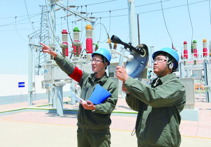 景县供电公司积极开展配电应急预案演练